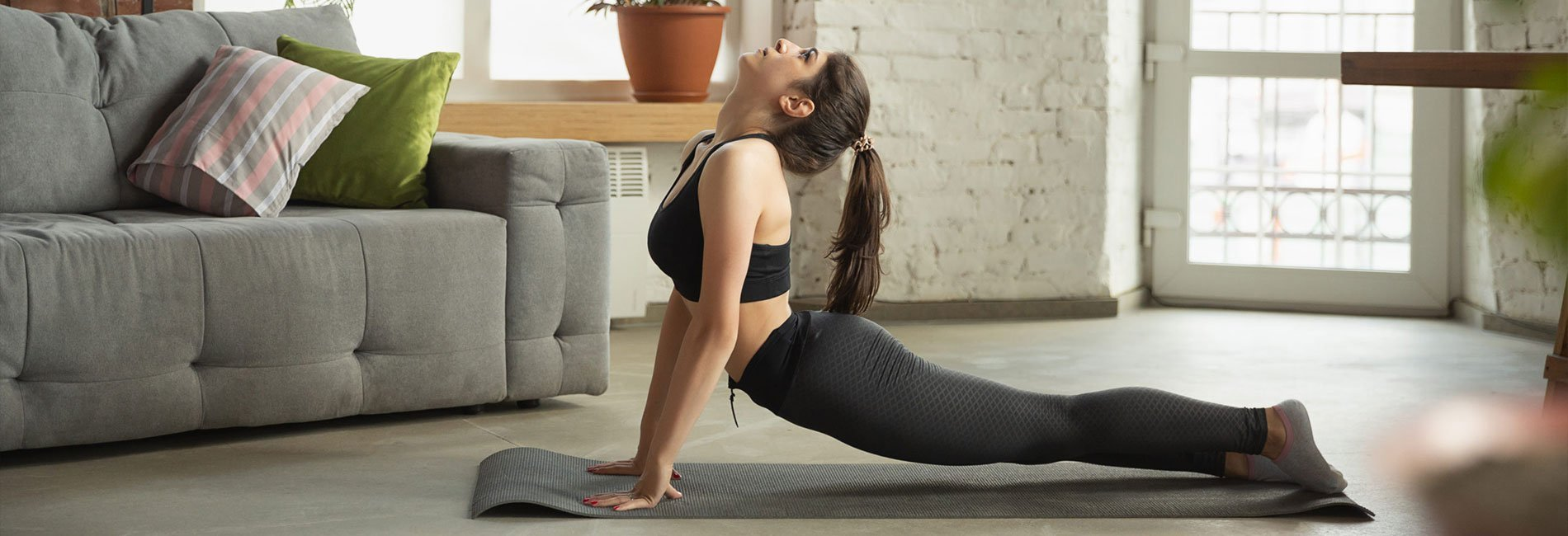 Strength Building Exercises at home