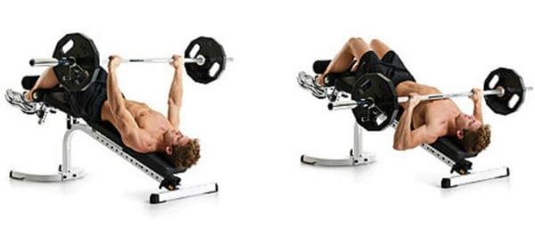 chest workout for men